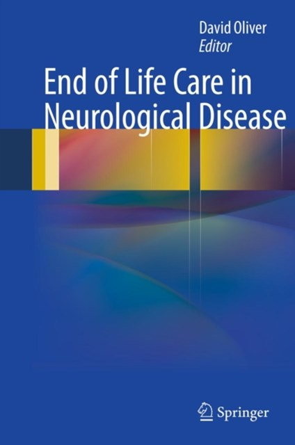 (ebook) End of Life Care in Neurological Disease