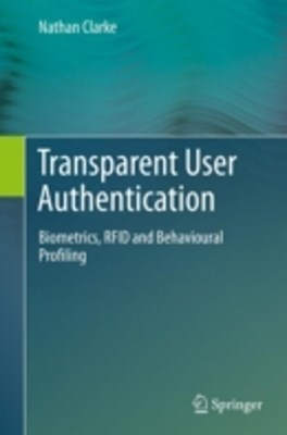 (ebook) Transparent User Authentication