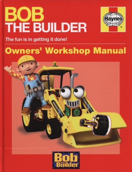 Bob the Builder Manual H/C