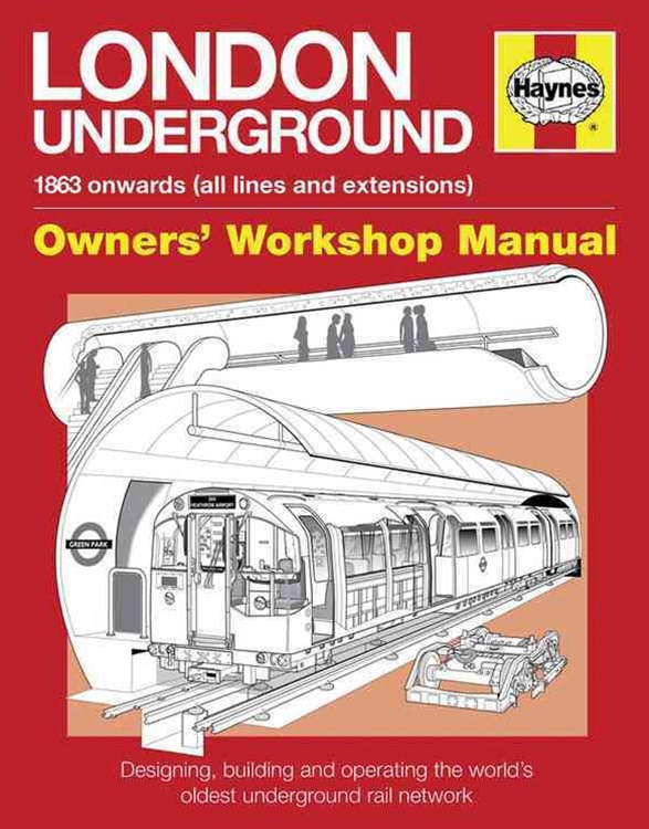 London Underground Manual H/C