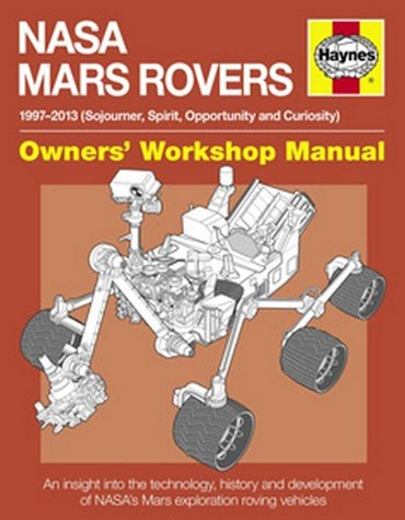 NASA Mars Rover Manual: 1997 - 2013
