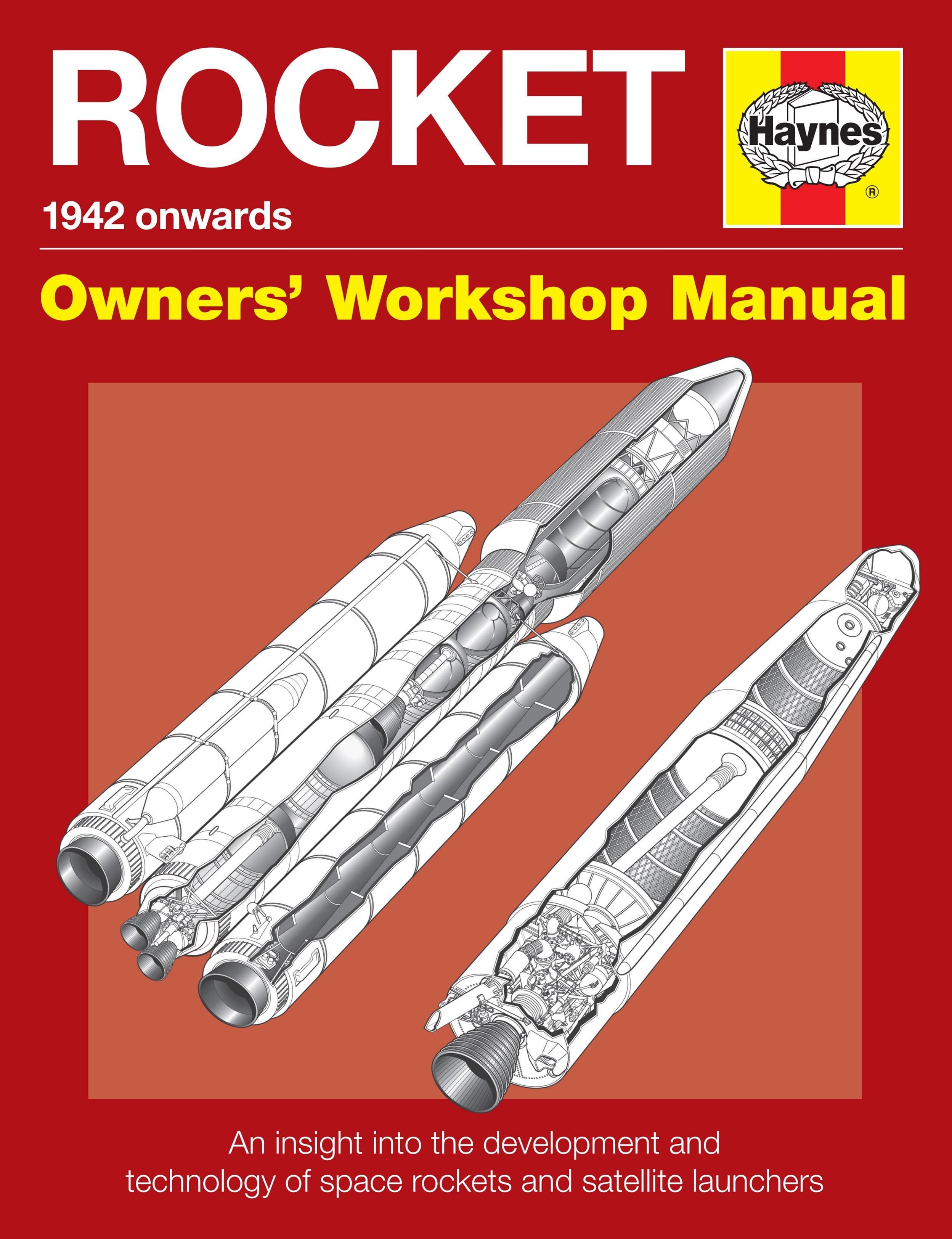 Rocket Owners' Workshop Manual H/C