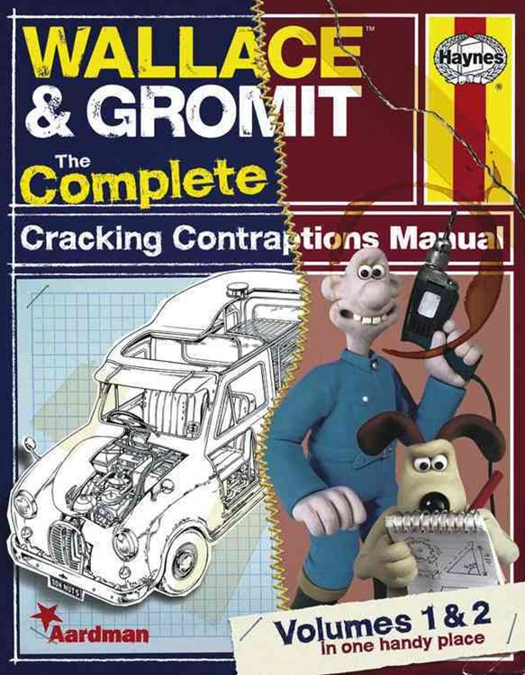 Wallace & Gromit Volumes 1 & 2