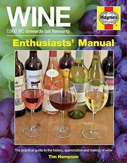 Wine Enthusiasts' Manual H/C