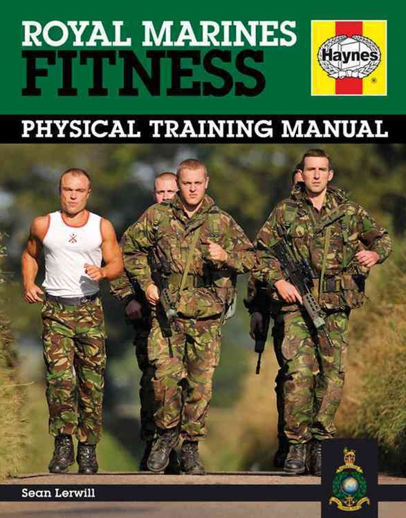 Royal Marines Fitness H/C
