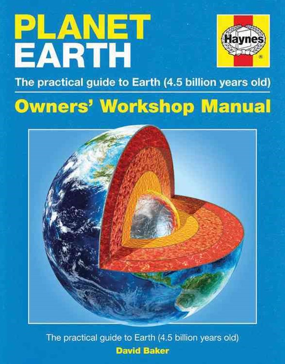 Planet Earth Owners' Workshop Manual H/C