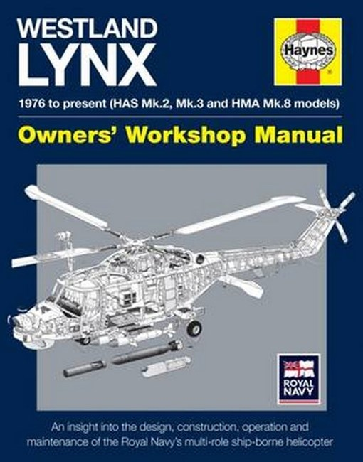 Westland Lynx Manual : 1976 Onwards