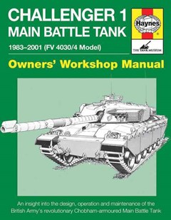 Challenger 1 Main Battle Tank Owners