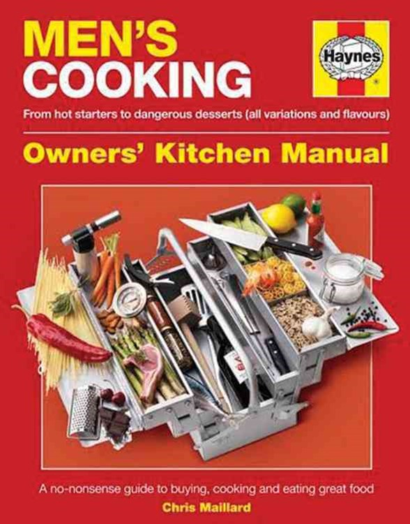 Men's Cooking Owners' Kitchen Manual H/C