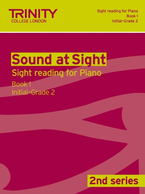 Sound at Sight Piano: Initial-Grade 2
