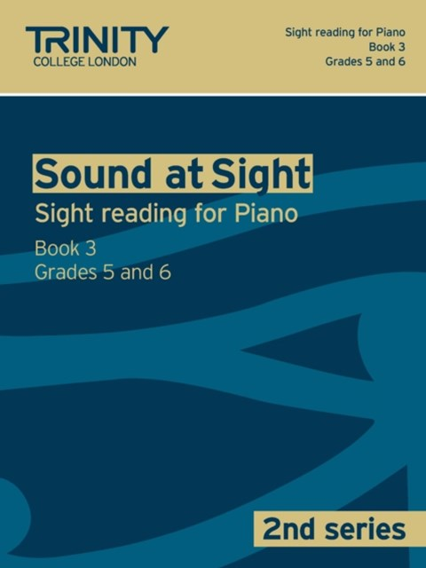 Sound at Sight Piano: Grades 5 - 6