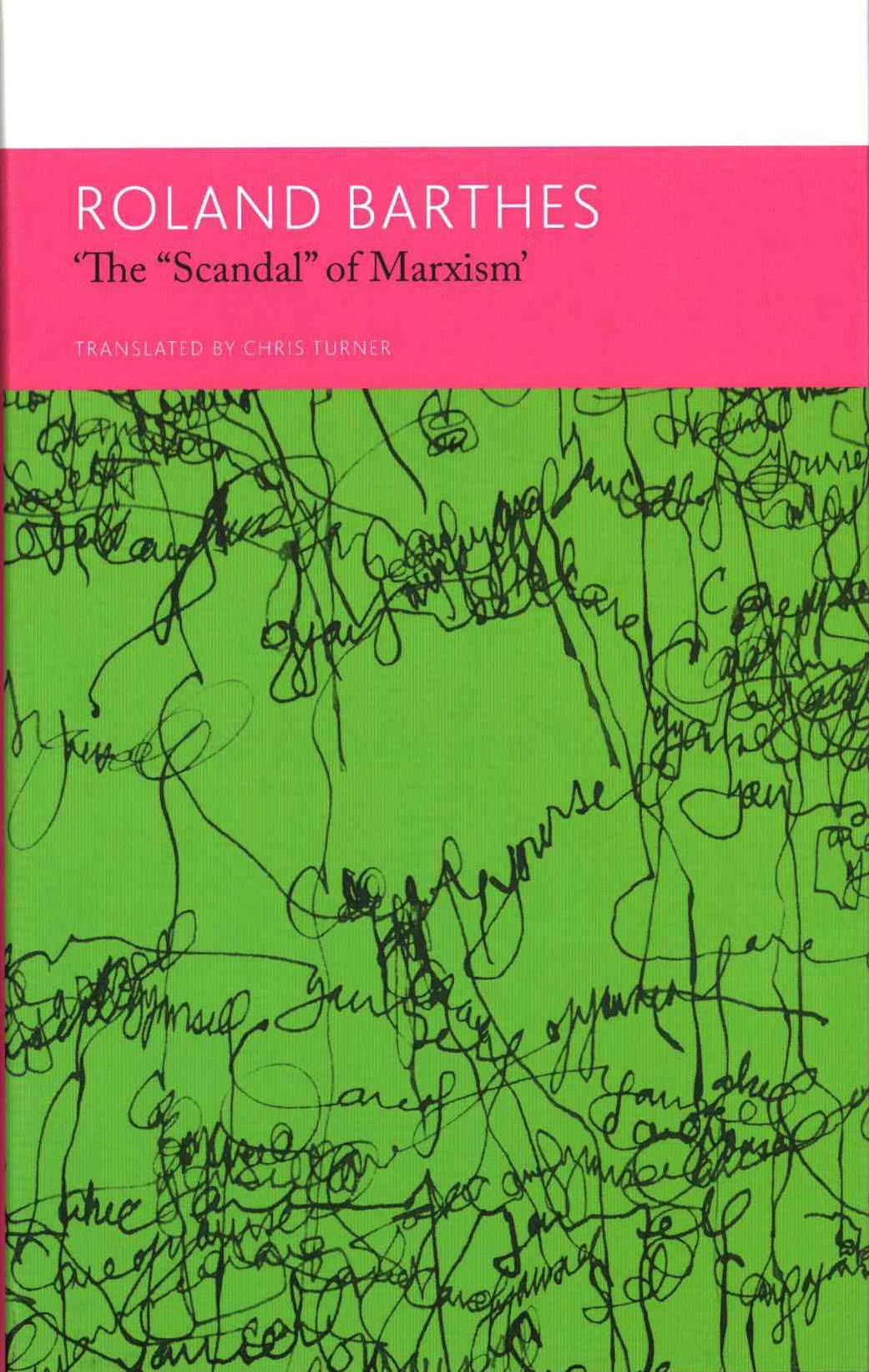 The Scandal of Marxism