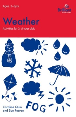 Weather (Activities for 3GÇô5 Year Olds)