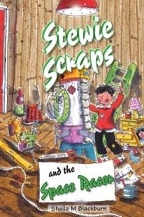 (ebook) Stewie Scraps and the Space Racer - Children's Fiction