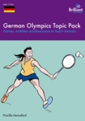 German Olympics Topic Pack