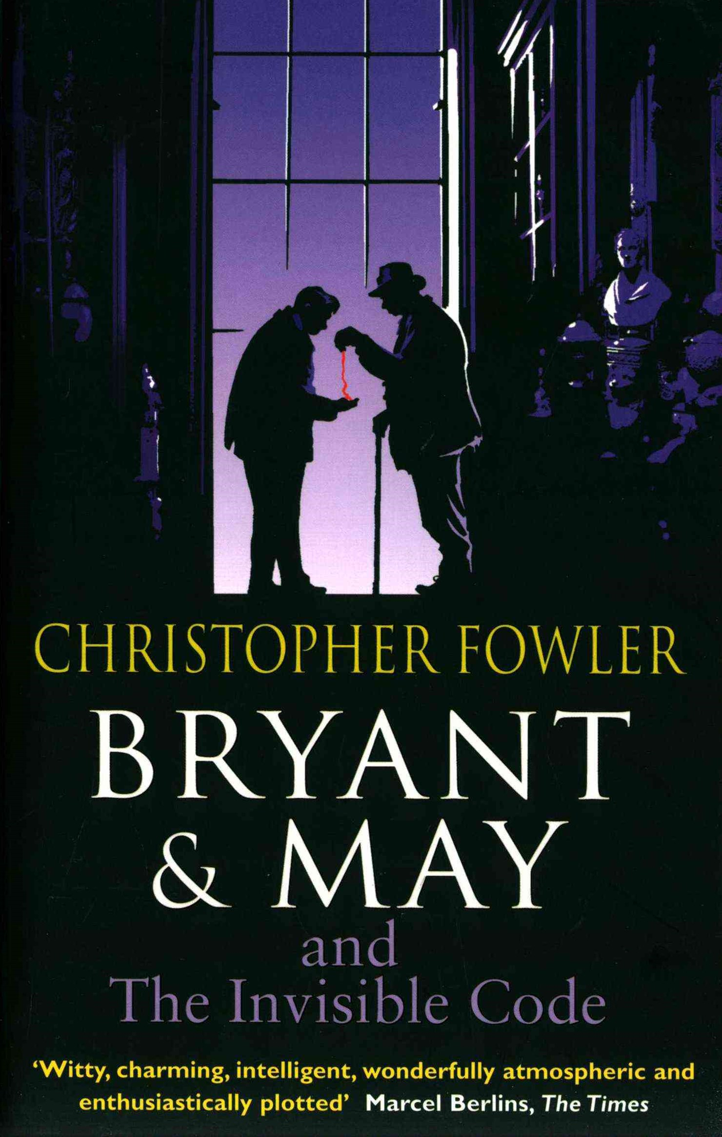 Bryant and May and the Invisible Code