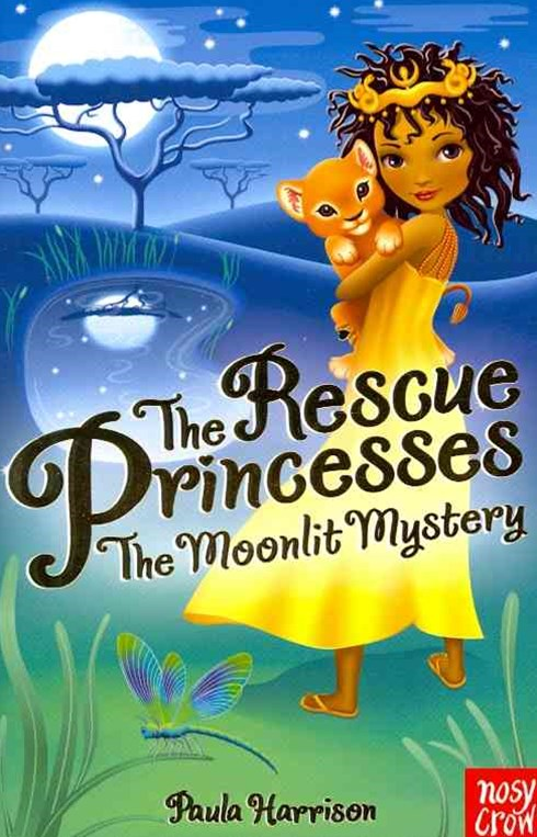 The Rescue Princesses: Moonlit Mystery