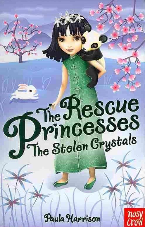 The Rescue Princesses: The Stolen Crystal