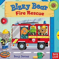 Bizzy Bear: Fire Rescue