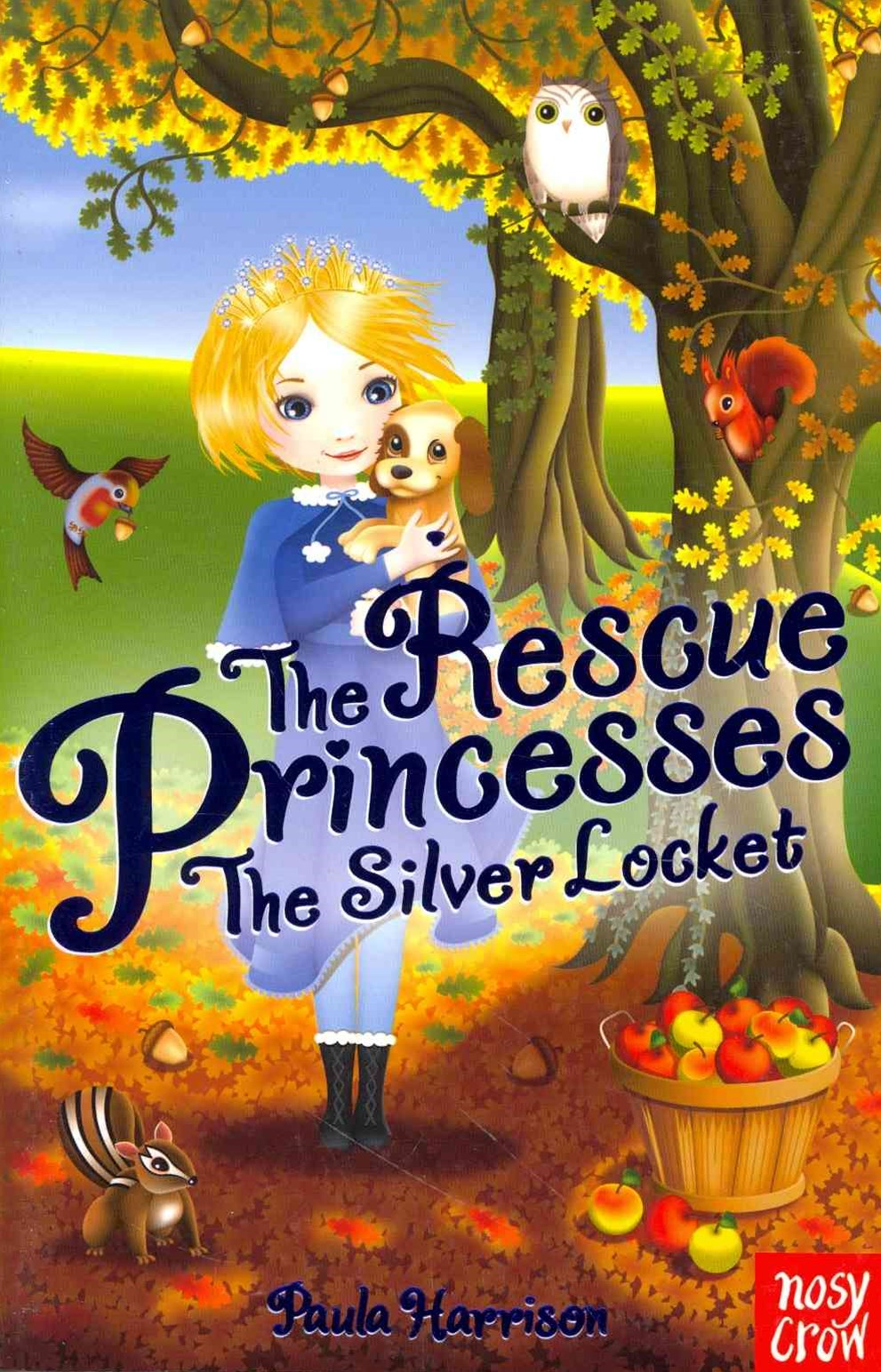The Rescue Princesses: The Silver Locket