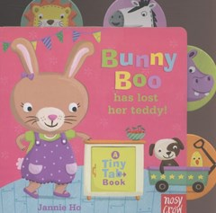 Bunny Boo Is Looking for Her Teddy Bear!