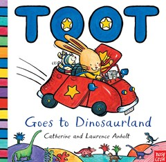 Toot Goes to Dinosaurland