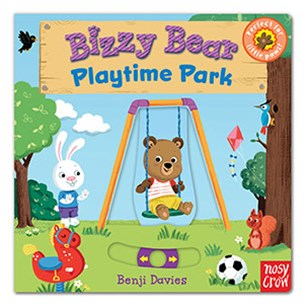 Bizzy Bear: Playtime Park