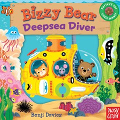 Bizzy Bear: Deep Sea Diver