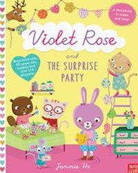 Violet Rose and the Surprise Sticker Activity Book
