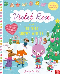 Violet Rose and the Very Snowy Sticker Activity Book