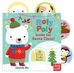 Roly Poly Looks for Santa
