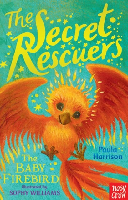 Secret Rescuers: The Baby Firebird
