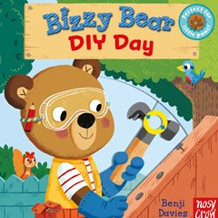Bizzy Bear DIY Day