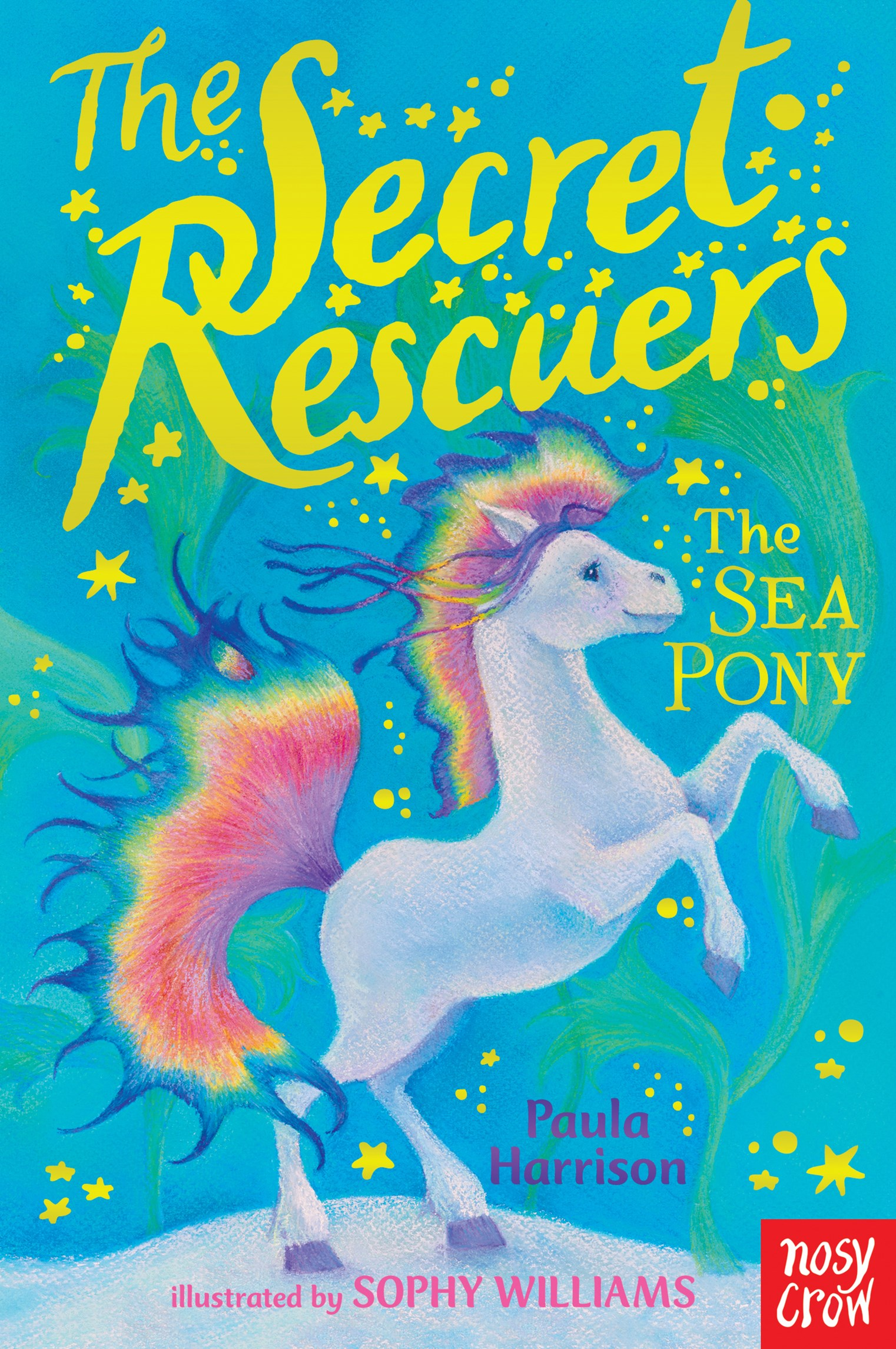 Secret Rescuers: The Sea Pony