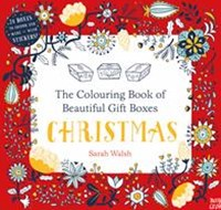 The Colouring Book of Beautiful Gift Boxes - Christmas
