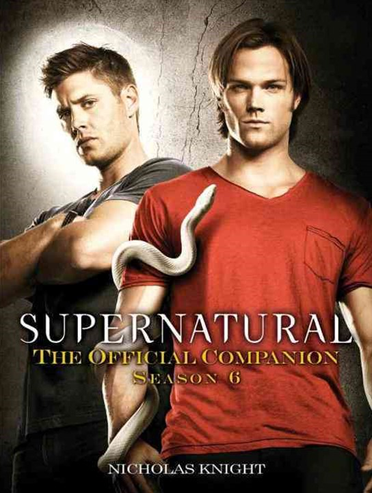 Supernatural - Official Companion Series 6