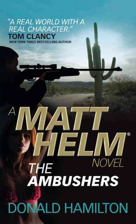 A Matt Helm Novel - The Ambushers