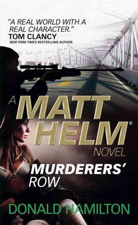 Matt Helm - Murderer's Row