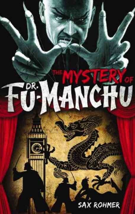Fu-Manchu - The Mystery of Dr Fu-Manchu