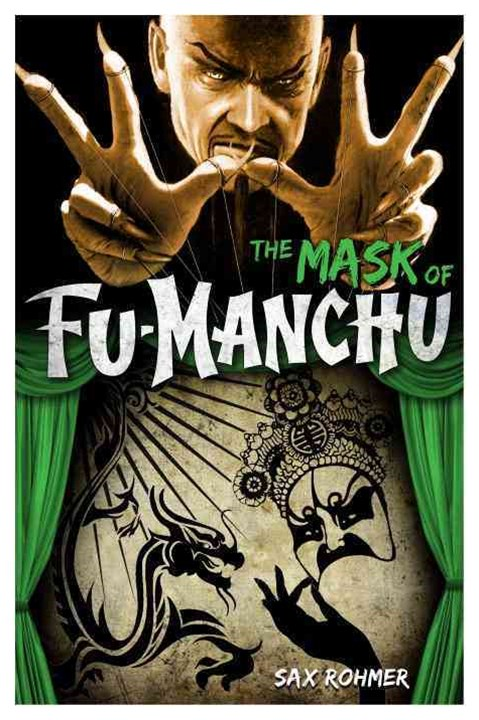 Fu-Manchu - The Mask of Fu-Manchu