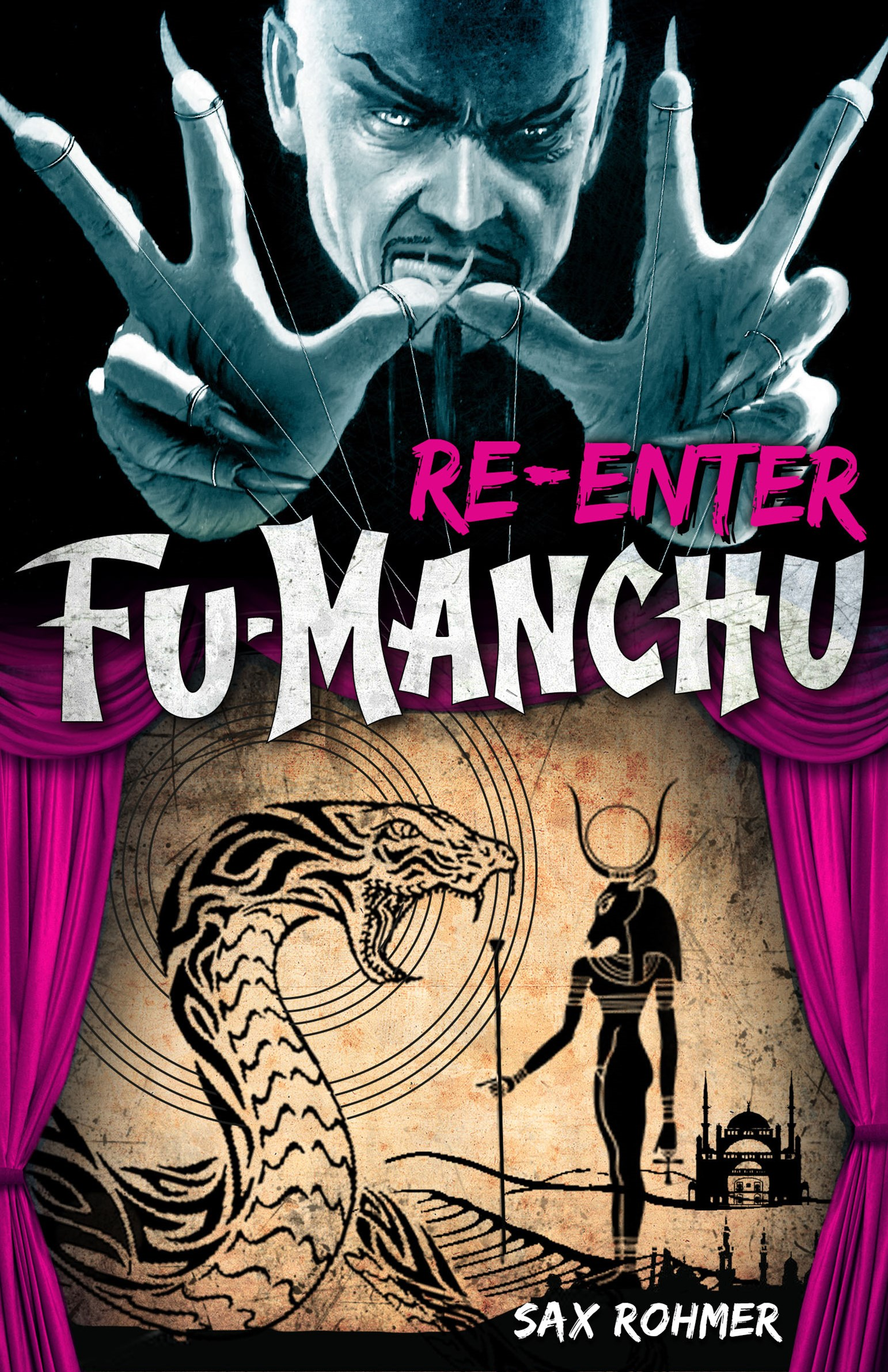 Fu-Manchu - Re-Enter Fu-Manchu