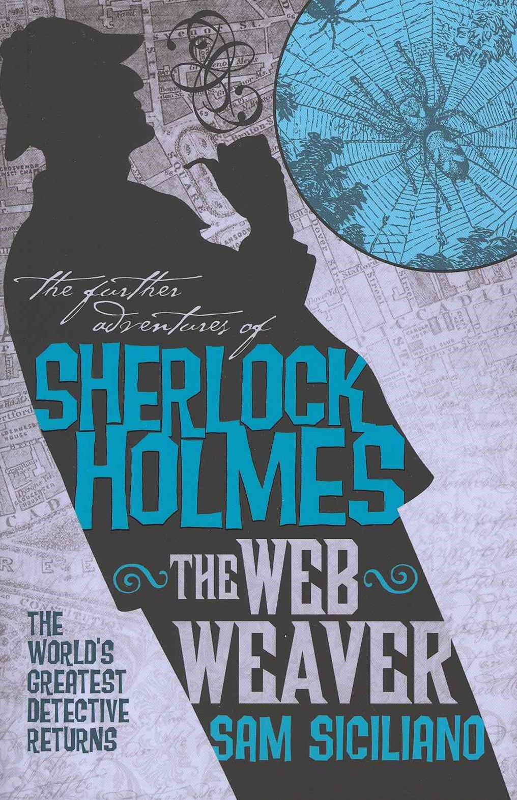 Further Adv S. Holmes, The Web Weaver