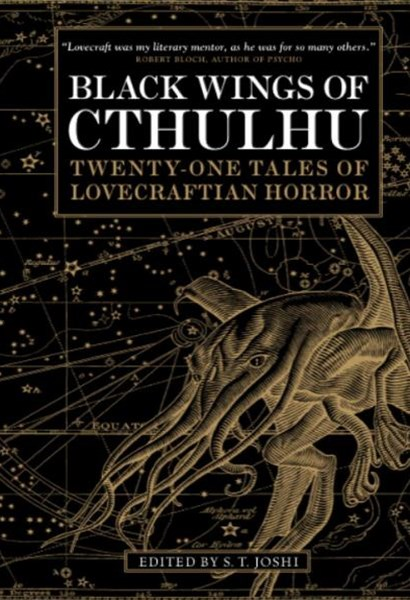 Black Wings of Cthulhu (Volume One)