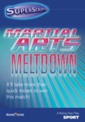 Martial Arts Meltdown