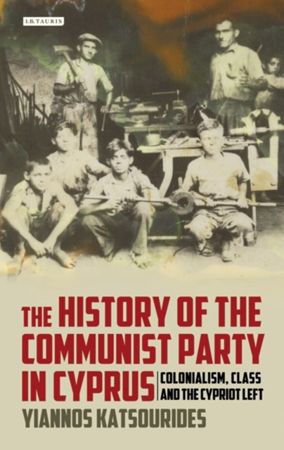 (ebook) History of the Communist Party in Cyprus
