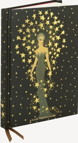 Foiled Journal #01: Erte Starstruck
