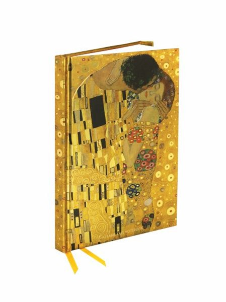 Foiled Journal #03: Klimt The Kiss