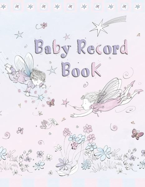 Baby Record Book (Fairies)