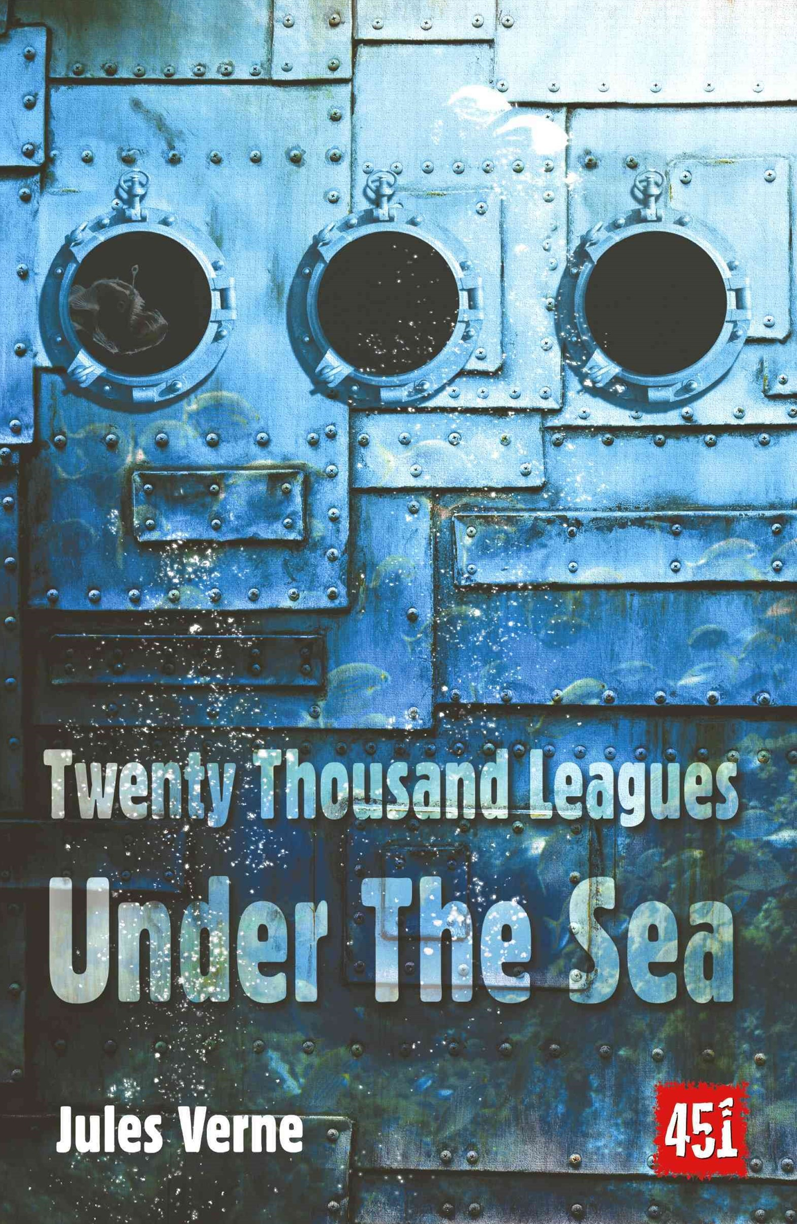 Twenty Thousand Leagues Under Sea: Gothic Fiction