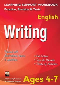 Learning Writing Ages 4 - 7